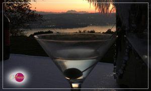 Es war ein langer aber spannender Tag und der Martini leider, wie alles im Film, nur Show :-)