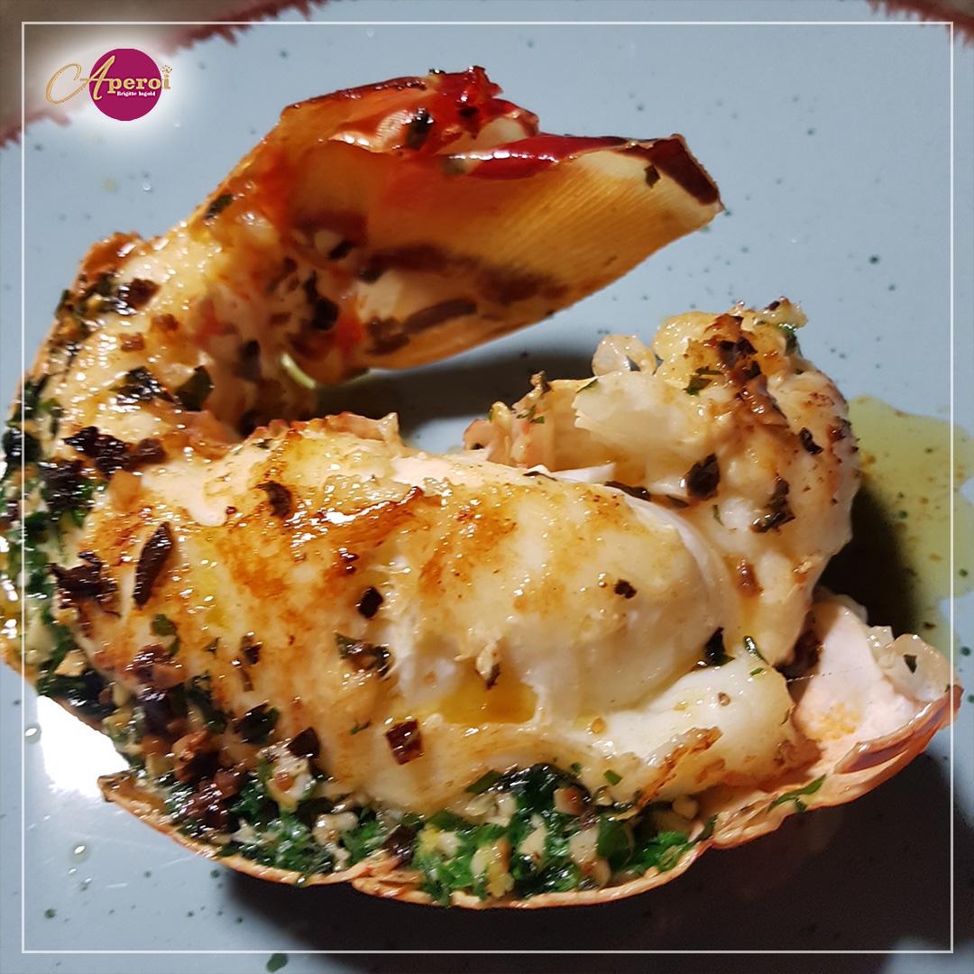 Ideen Meeresfrüchte by aperoi catering